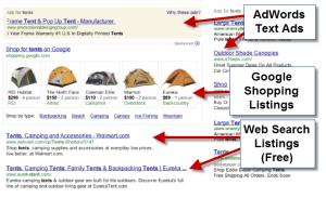 porównywarka cen google